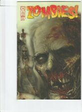 ZOMBIES : FEAST # 1 2 3 4 5 COMPLETE !! CHRIS BOLTON !! 2006 IDW .99 AUCTIONS