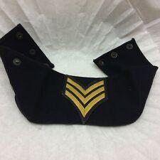 Vintage Army Trainee Active Sergeant Felt Armband Badge Patch
