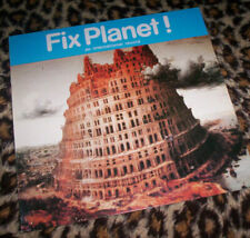 FIX PLANET ~ VARIOUS. Orig Ger. 1981 vinyl LP. DER PLAN. M/M-.