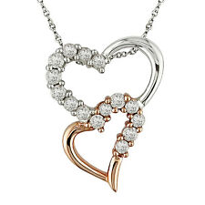 Diamond 14k Fine Necklaces & Pendants