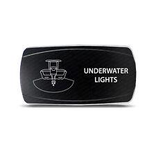 CH4X4 Marine Rocker Switch  UnderWater Lights Symbol