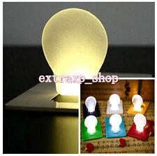 1 Pc Card Light Credit Card Size Foldable Pocket Light Portable LED Lamp Cool xp