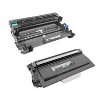 2PK TN750 DR720 for Brother Printer Toner + Drum Unit DCP-8150DN HL-5470DWT 6180
