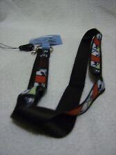 SNOOPY LASER CUT  lanyard for keys or phone