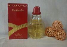 PRELUDIO Balenciaga Eau de toilette 100ml spray . Fuori catalogo rare