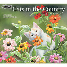 2022 Calendar Cats in The Country by Susan Bourdet Lang 22991001899
