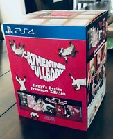 Catherine Full Body Heart Desire Premium Edition BOX ONLY W/ Sleeve NO GAME PS4