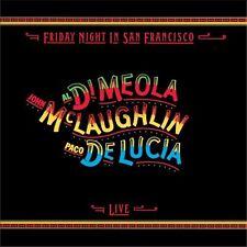 Di Al Meola / John M - Friday Night In San Francisco (Single-Layer SACD) [New SA