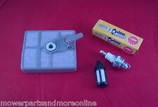 STIHL CHAINSAW ENGINE SERVICE KIT 032, 031 030, AIR FILTER, PLUG AND FUEL FILTER