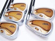 For Senior 3star HONMA BERES MG602 5pc R-Flex IRONS SET Golf Clubs 6277
