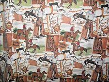 Western Marshal Cowboys Roping Camp Blanket