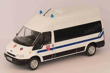 DE AGOSTINI POLICE CARS OF THE WORLD, FORD TRANSIT CRS NATIONAL POLICE OF FRANCE
