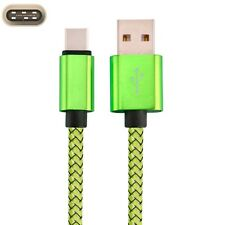 Heavy Duty Aluminium Braided USB C 3.1 Type-C Data Charger Charging Cable