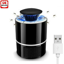 Electric Fly Bug Zapper Mosquito Insect Killer LED Light...
