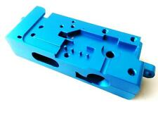 Army Force Aluminium Blue Gearbox For Systema PTW AEG Series (AF-IN0208L)