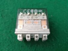 Finder 56.34 Relay 110 Volt Coil 12 Amp 14 Pin