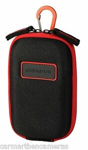 Olympus CSCH-107 Clamshell Hard Compact Camera Case for TG, SH and VR Series