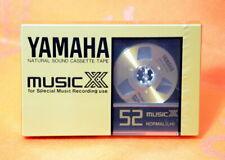 Yamaha Music XX 52 Japan 1984 Reel Cassette Tape New SEALED JP Market Ver.