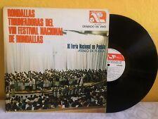 RONDALLAS TRIUNFADORAS XI FERIA NACIONAL DE PUEBLA MEXICAN LP RONDALLA