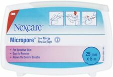 Nexcare Micropore Tape 25mm X 5m With Dispenser