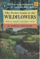 the pocket guide to wildflowers gottschopocket book 1951