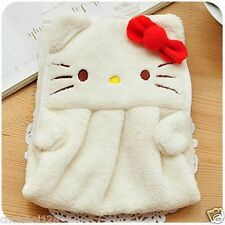 Hello Kitty White Soft Kitchen Bathroom Hand Washcloth Hand Towel KK234