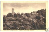 AK, Berneck Fichtelgeb., Schloßberg mit Ruinen, 1927