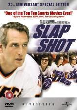 Slap Shot Dvd Paul Newman Brand New & Factory Sealed