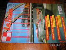 Le Train n°142 BB 36000 141 R Voiture Metallique EST