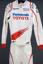 ALPINESTARS Toyota Panasonic Rennanzug Overall Replika Formel 1 EU 42 Rallye
