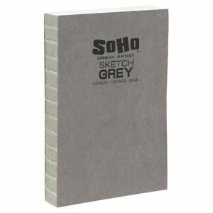 SoHo Open Bound Sketch Paper - Parent