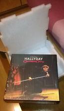 Johnny Hallyday coffret vide Olympia Story