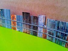 Model Railway Fencing OO Gauge - Scenery / Corrugated Metal Fence
