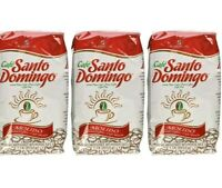 (((( 3 LB ))))SANTO DOMINGO-GROUND CAFE  COFFEE DOMINICAN FRESH GOURMET INDUBAN