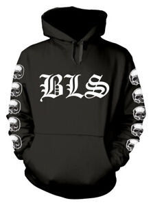 Black Label Society 'Logo' (Black) Pull Over Hoodie - NEW & OFFICIAL!