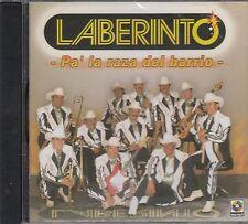 Laberinto Pa La Raza Del Barrio CD New Nuevo sealed