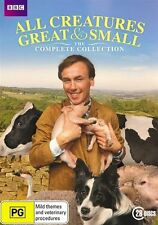 All Creatures Great and Small Series 1 2 3 4 5 6 7 XMAS SPECIALS DVD Box Set R4