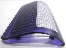 door light lens purple plastic for Peterbilt 2006+ 379 389 388 386 door pocket