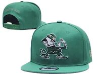 NEW ERA 9FIFTY BASIC Notre Dame FIGHTING IRISH  NCAA SnapBack Cap/hat  Green