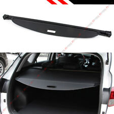 For 2016-18 Hyundai Tucson OE Style Retractable Cargo Cover Luggage Shade- Black
