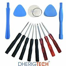 SCREEN REPLACEMENT TOOL KIT&SCREWDRIVER SET  FOR HTC One M7 32GB MOBILE PHONE