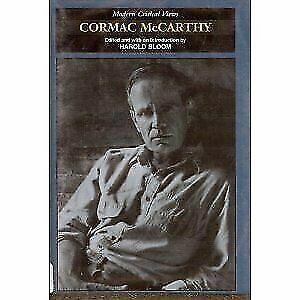 Cormac McCarthy Hardcover Harold Bloom