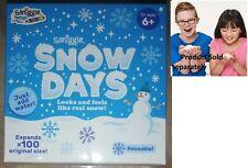 Smiggle Snow Days Reusable Diy Kit Fake magic snow powder