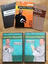 The Ultimate Wing Chun Kung Fu - Martial Arts Home Dvd Course - Year 2