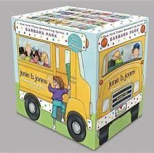 Junie B. Jones Books in a Bus (Books 1-28) by Park, Barbara -Paperback