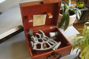 Germany FREIBERGER Marine Sextant made in GDR (not used)