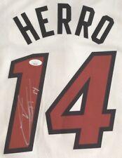 Tyler Herro SIGNED Official Nike Swingman Jersey Miami Heat JSA