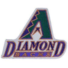 Arizona Diamondbacks Primary Team Logo Sleeve Jersey Patch Throwback 1998-2006