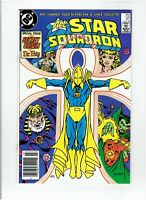 All-Star Squadron #47 1985 1st Todd McFarlane Art Newsstand Edition
