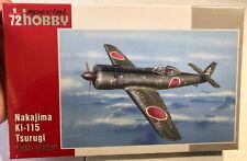 Special Hobby Nakajima Ki-115 Tsurugi Battle of Tokyo 1/72 FS NEW Model Kit